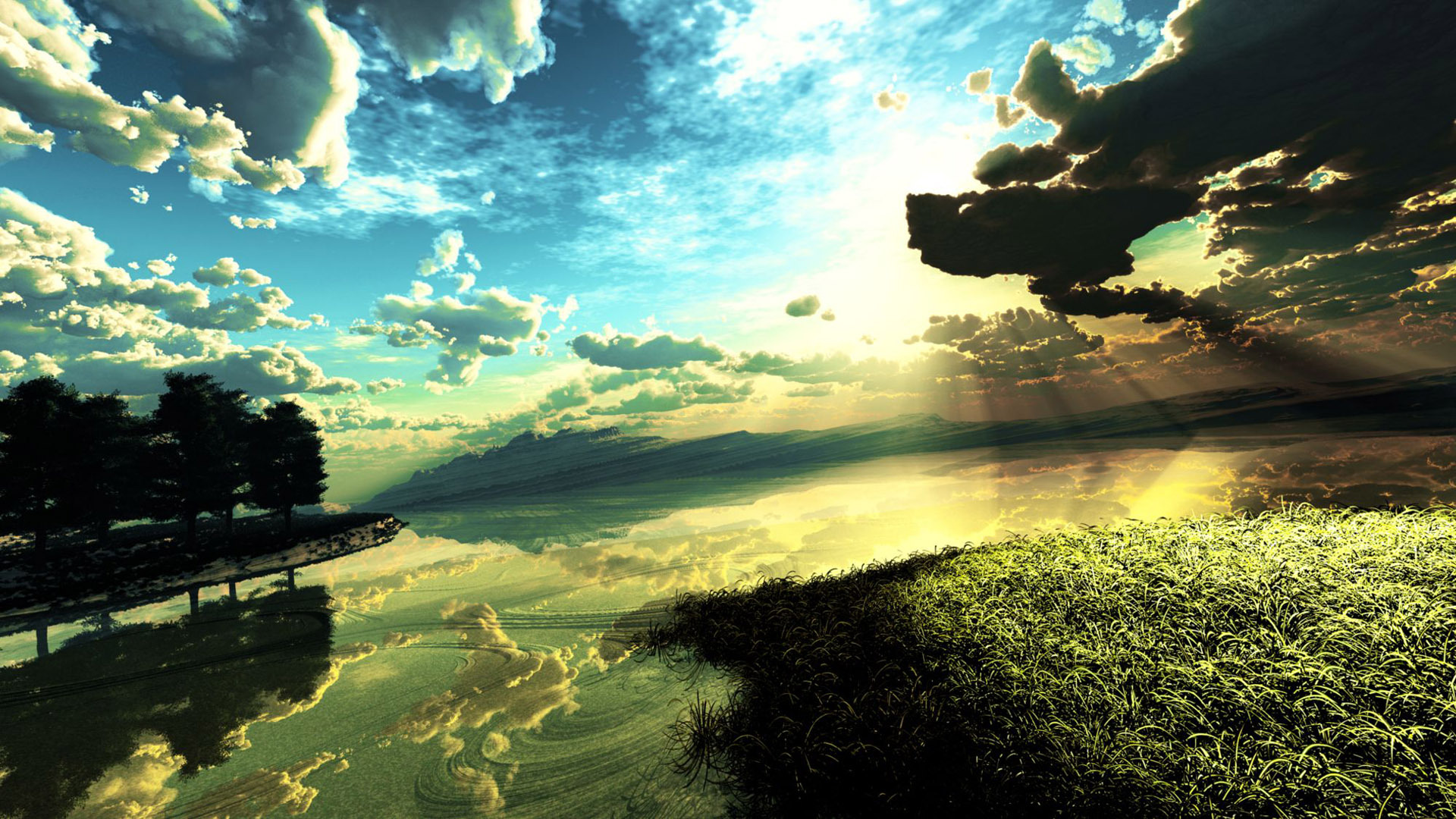 sunny-day-nature-hd-wallpaper-1920x1080-10231