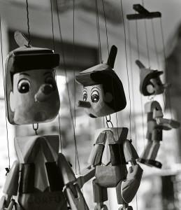 sprawdź czy jesteś marionetką