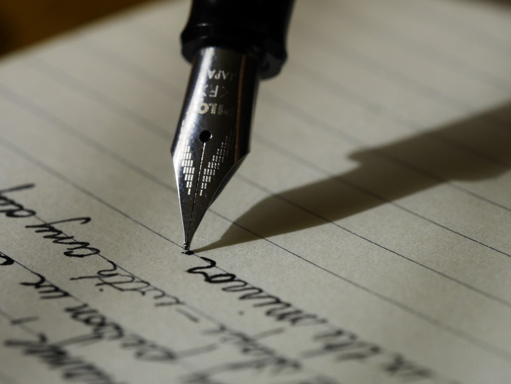 Pisanie chyba nie było mi pisanie